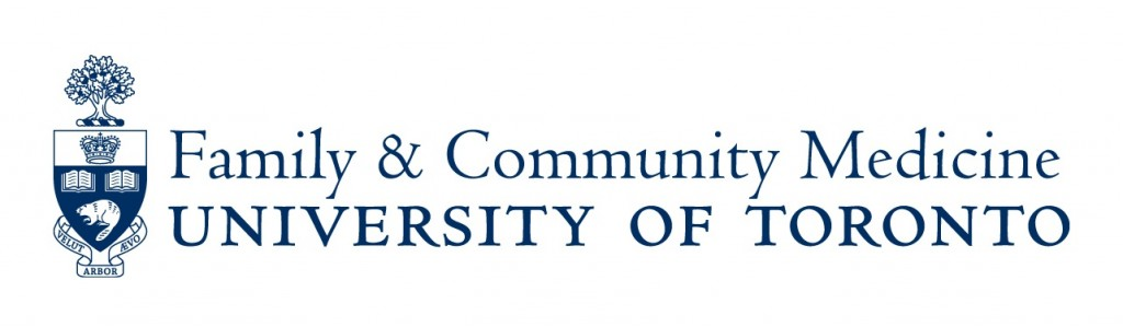 Family & Community Medicine University of Toronto/Continued Professional Development