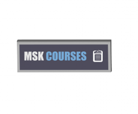MSK-COURSES